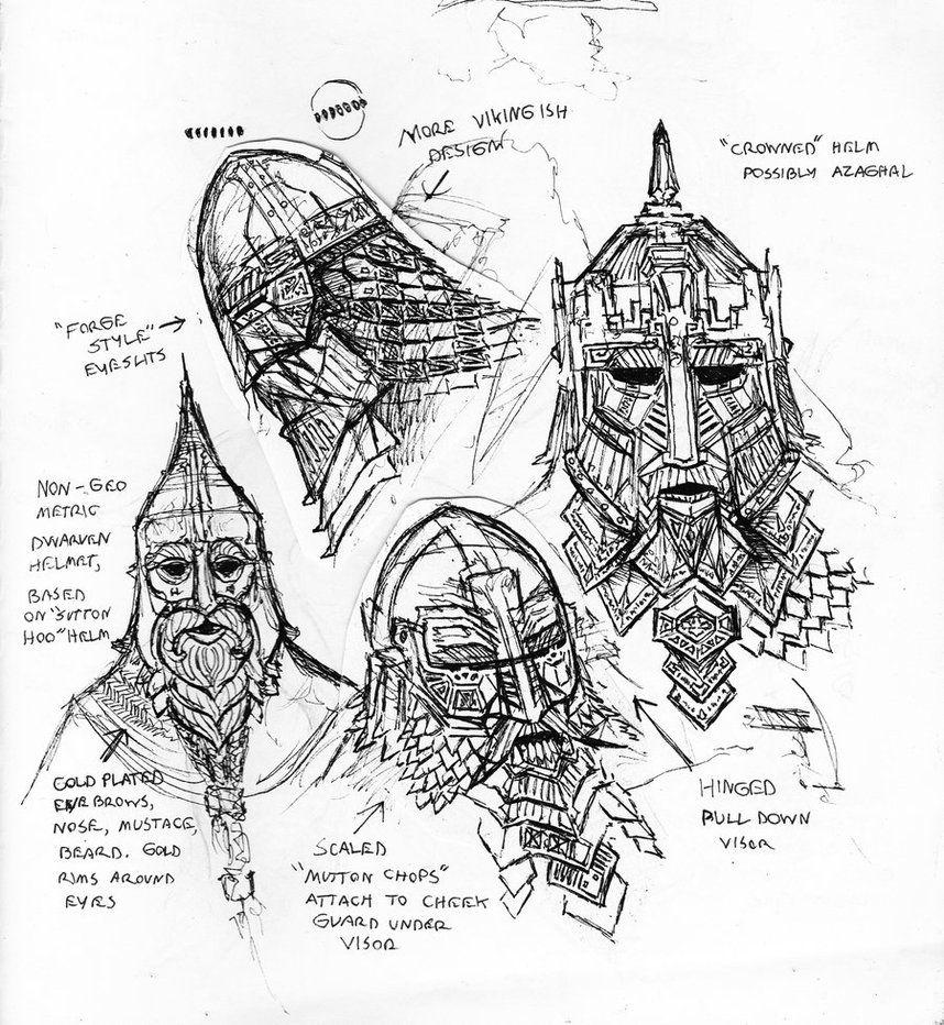dwarf masks 2 by TurnerMohan on DeviantArt