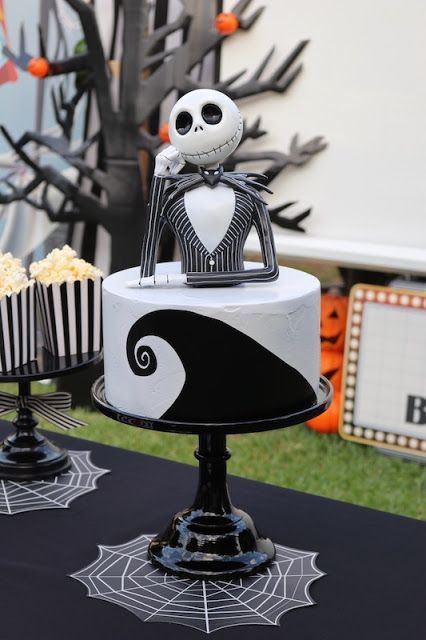 The Nightmare Before Christmas Outdoor Movie Night In 2019