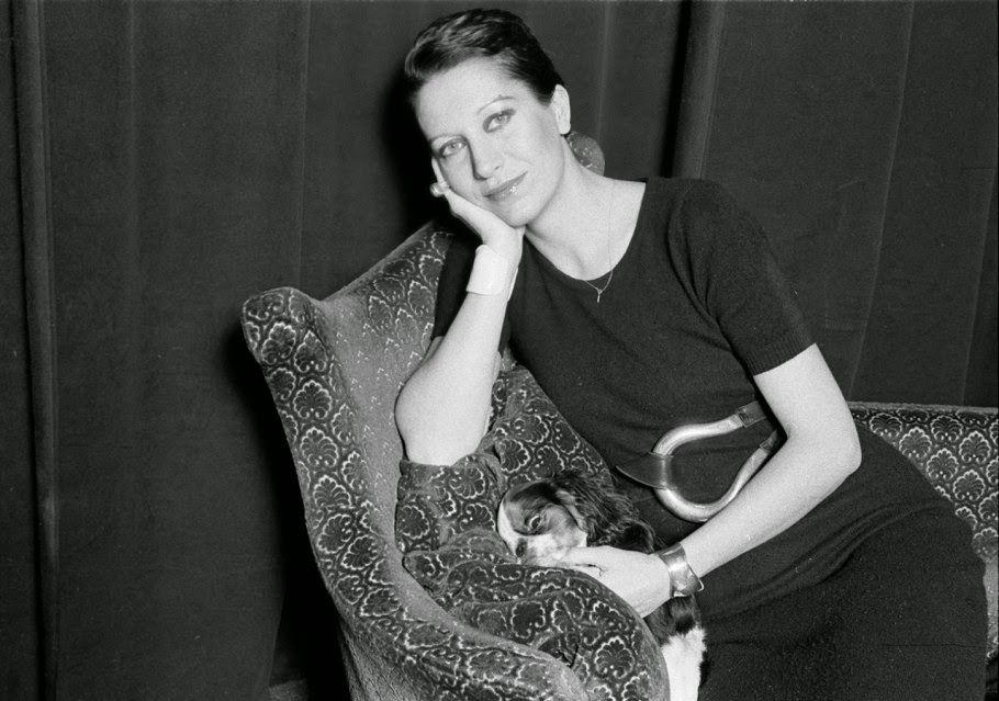 Elsa Peretti for Halston at Rodarte