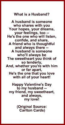 Valentines Poems For Husband : valentines, poems, husband, Husband=Marriage, Valentine, Poems, Husband,, Valentines, Poems,