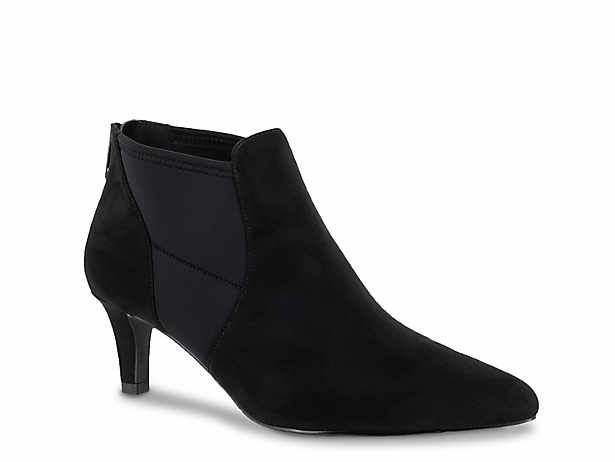 Kitten Heels Dsw Boots Extra Wide Shoes Chelsea Boots