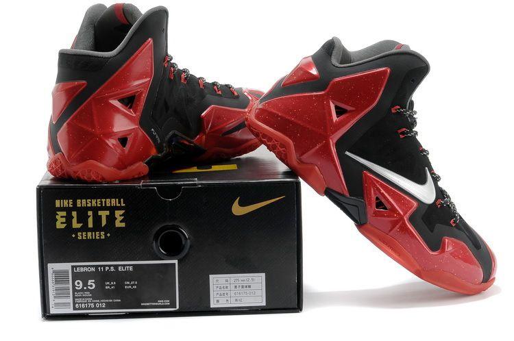 brand new 5f34a b84be Miami Heat Nike Cheap LeBron 11 Beauty Shots