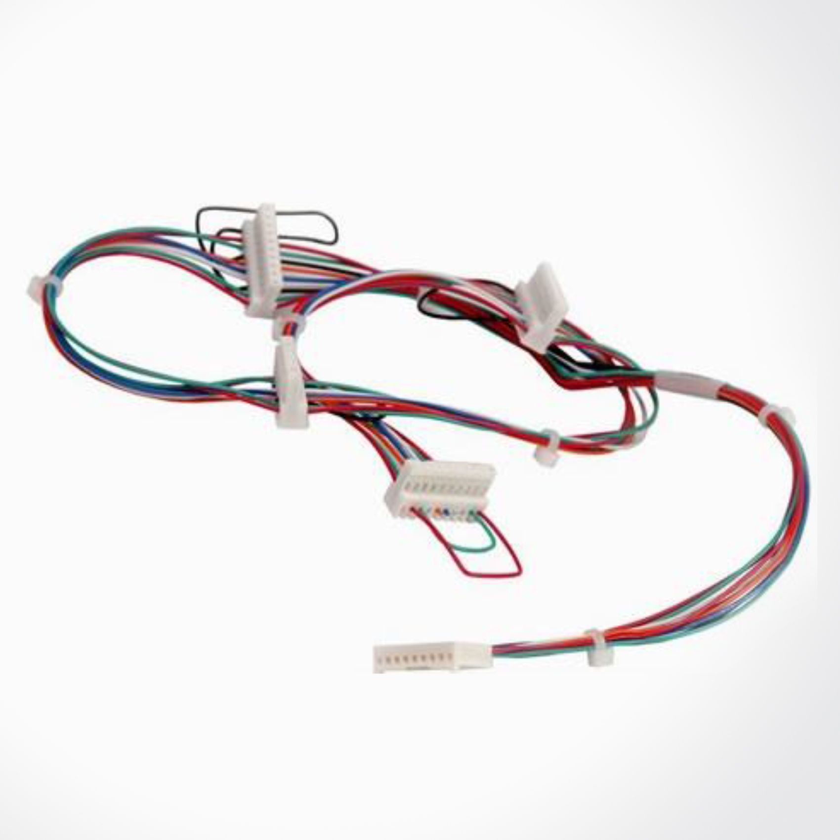 We also manufacture and supply wiring harness for cars cables, Travelling  cable harnesses, control