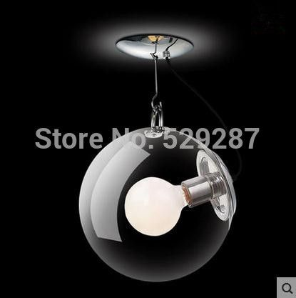soap bubble pendant lamp italian style glass pendant lights new year