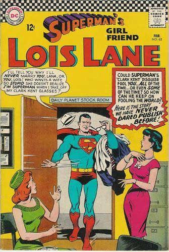 DC comics Lois Lane