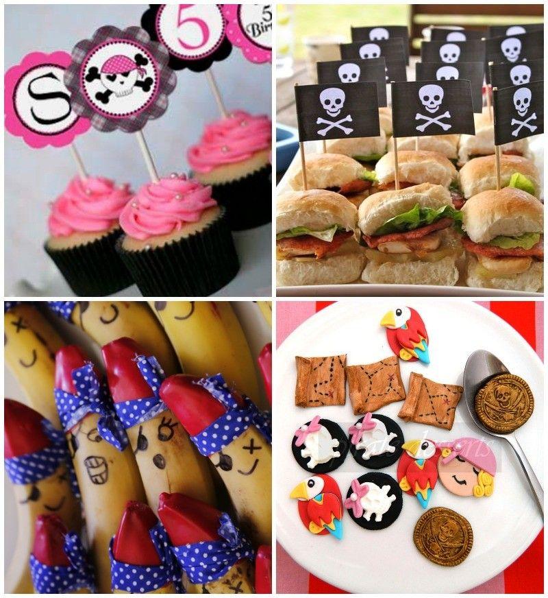 Invitaciones infantiles e ideas para celebrar un - Ideas cumpleanos nina 7 anos ...