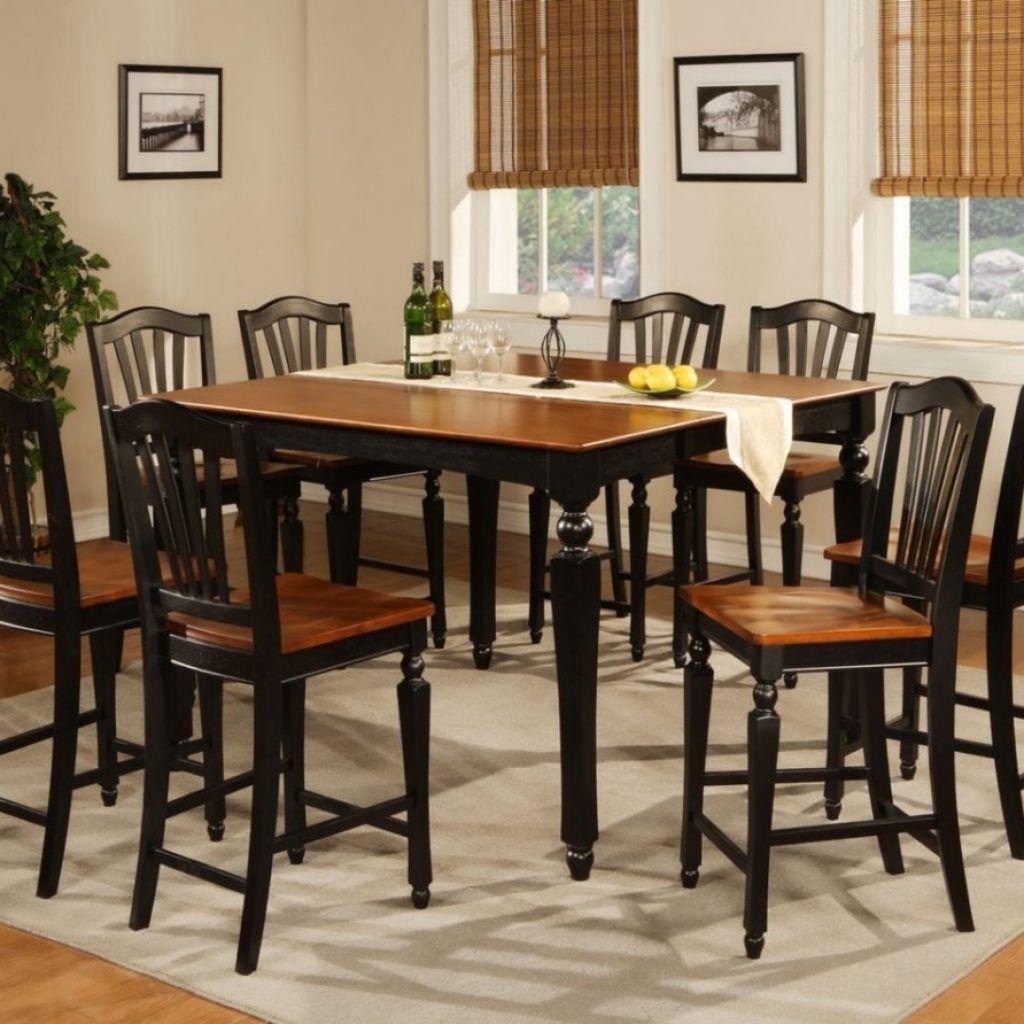 Tall Kitchen Table Sets For 6 | Kitchen | Pinterest | Tall kitchen ...