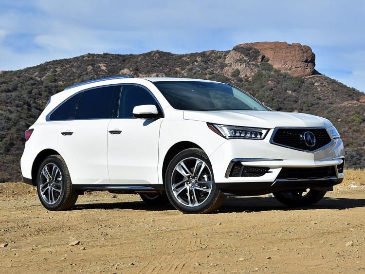 2017 Acura Mdx White Http Www Thomasacura Crossover