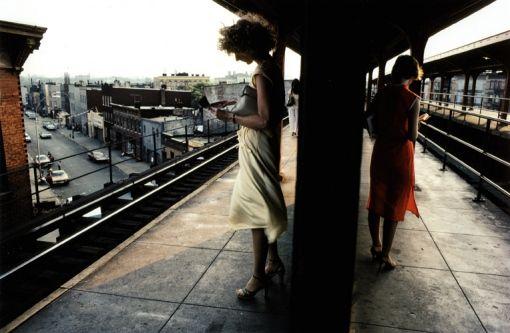 Bruce Davidson - NC Subway Photography 1980-81