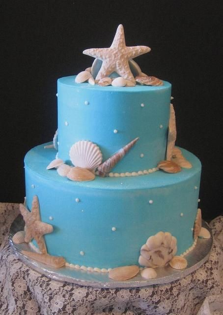 this is a pretty combo of whimsical and sophisticated nice beach themed bridal shower pinterest cake bridal shower cakes and wedding