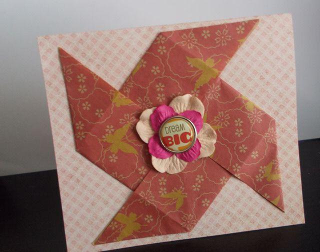 Homemade Card Making Ideas Part - 44: Handmade Card Making Ideas | Ideas For Origami Greeting Cards
