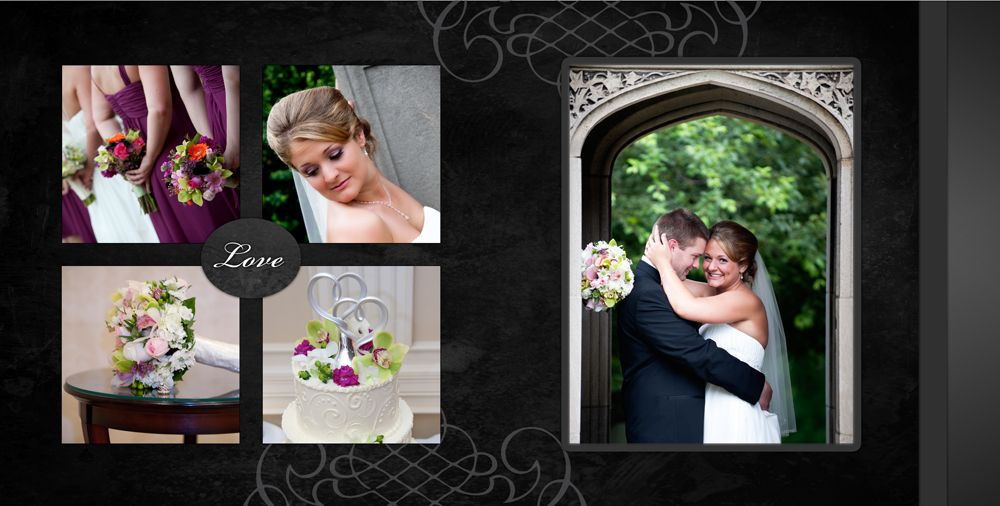 Designs From Cjs Wedding Album Wedding Album Design Ideas Wedding