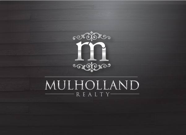 Mulholland Realty Logo Design