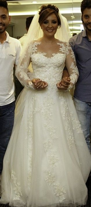 Vestido de Noiva Lucas Anderi – Empório Lulu