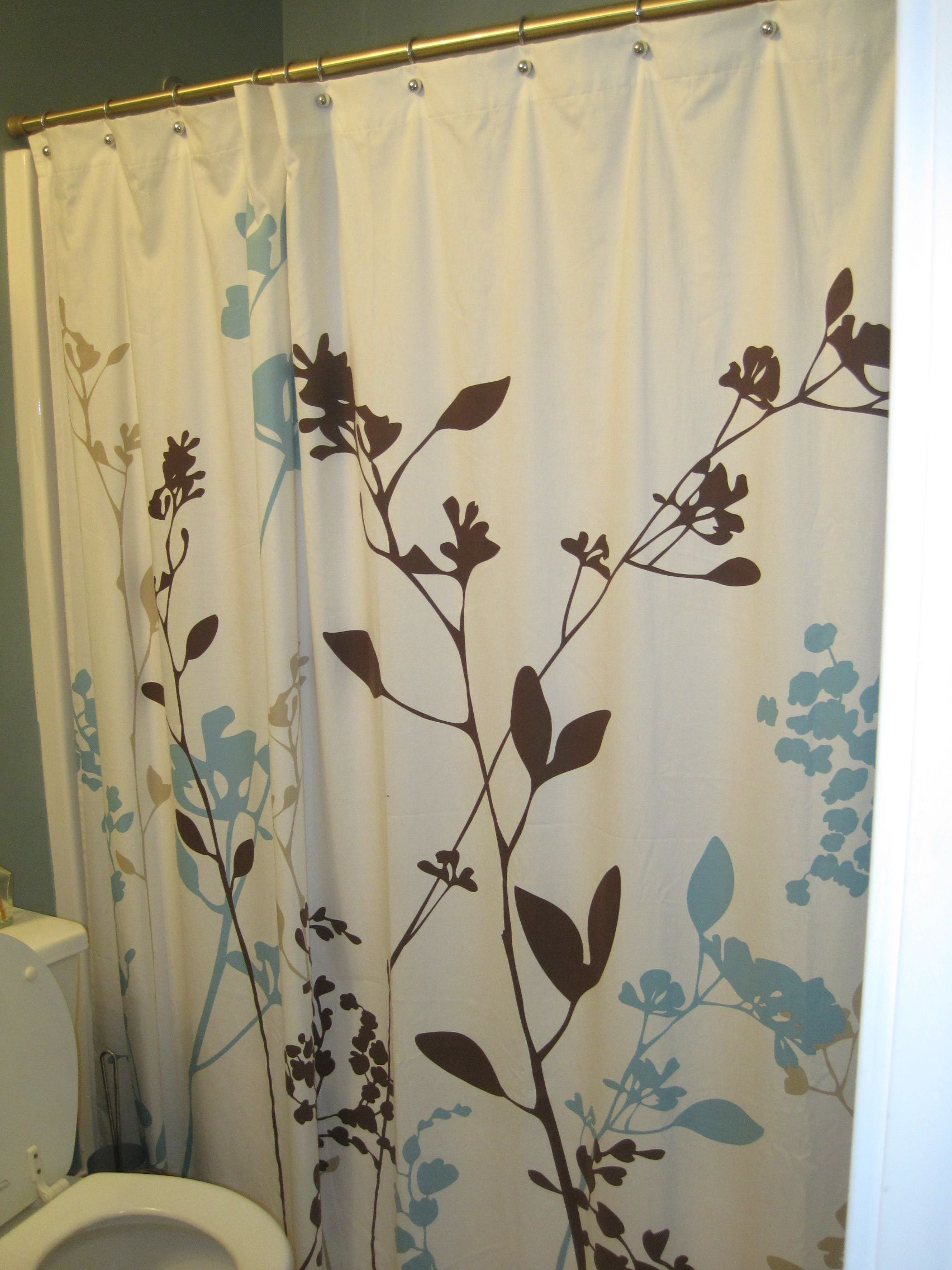 Love This Shower Curtain From Bed Bath Beyondmore Blue Brown