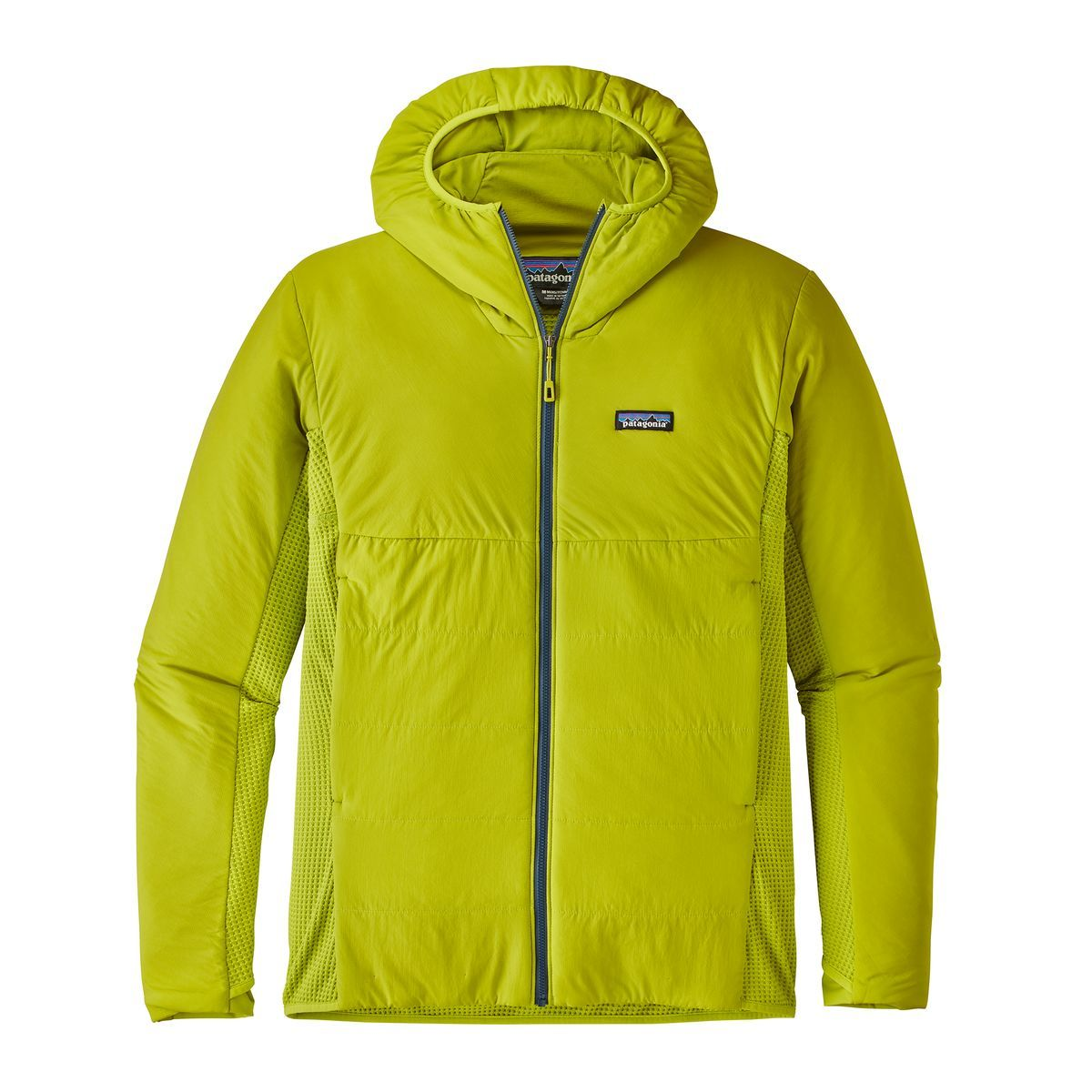 Men's NanoAir® Light Hybrid Hoody Outdoor outfit