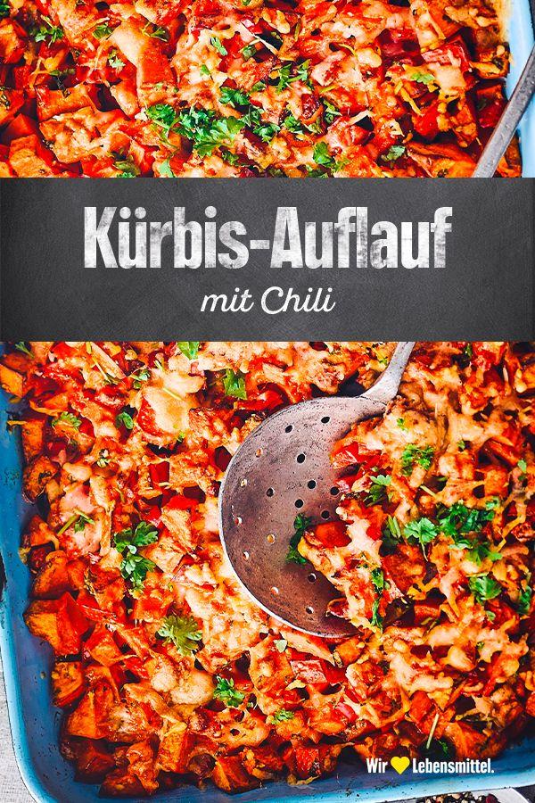 Kürbis-Auflauf #herbstgerichte