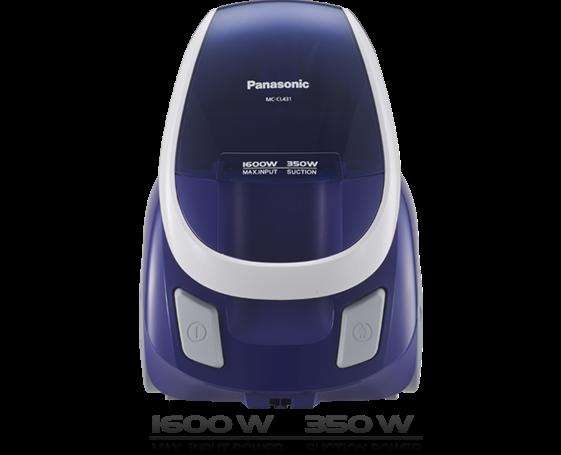 Máy hút bụi gia đình Panasonic – Lý do khách hàng ưa chuộng