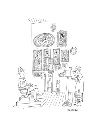 Saul Steinberg, Art and Prints at Art.com