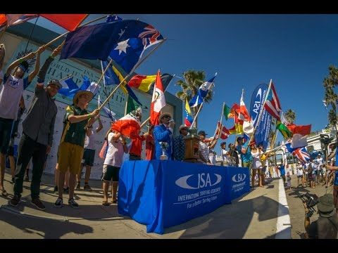 Opening Ceremony - 2015 VISSLA ISA World Junior Surfing Championship