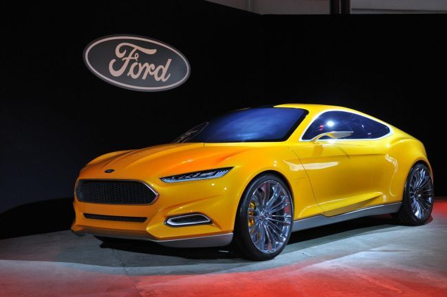 2016 Ford Thunderbird Concept Price Photos