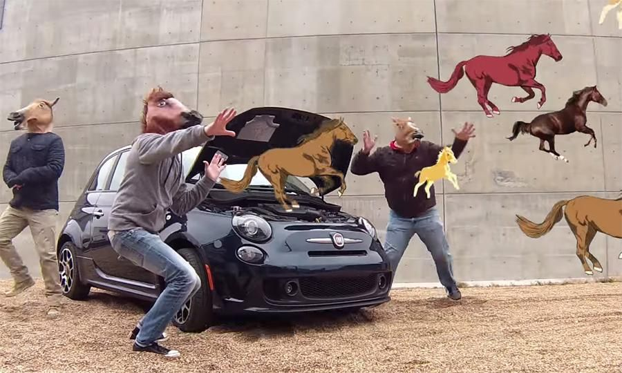 Fiat S New Endless Fun Campaign Is Insane Autoweek