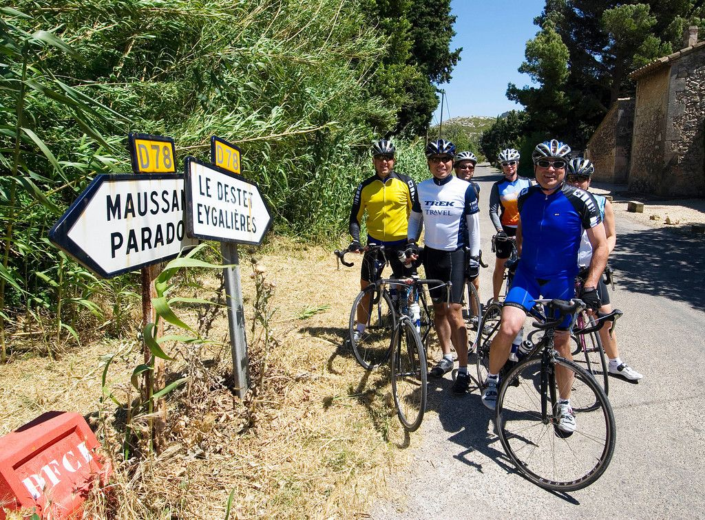 Provence Cycling Tours Bike Trips Luxury Bike Tours France Bike Tour Bike Trips Cycling Touring