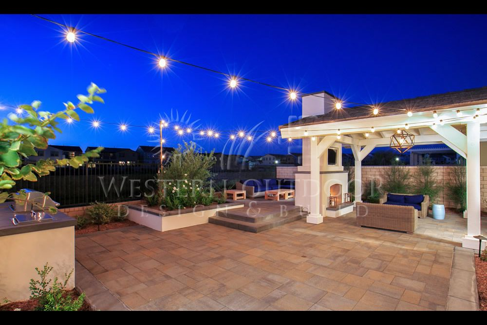 San Diego Outdoor Living Spaces with Patio Area   Outdoor ...