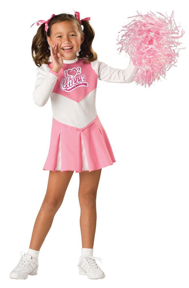 Young teen girl cheerleader you tried