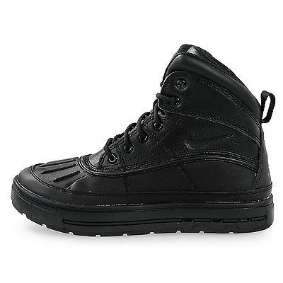 sports shoes f7dd2 43405 Nike Woodside 2 High Gs Big Kids 524872-001 Black Acg Boots Shoes Youth Size  6