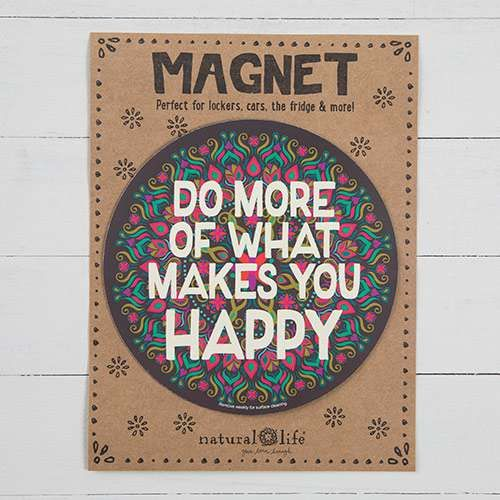Do more happy car magnet car magnets natural life and magnets