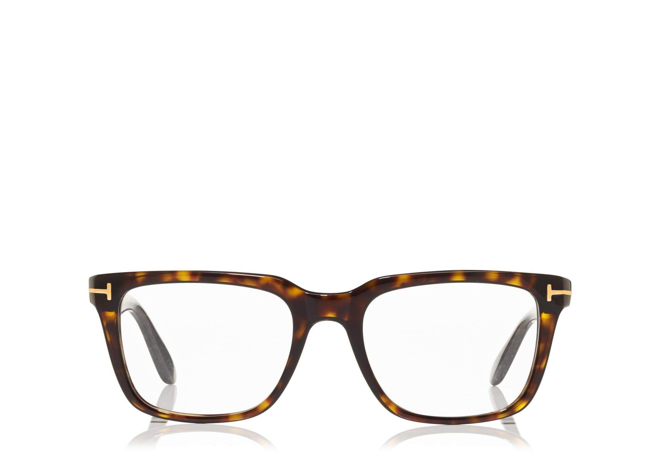 f2c335ed7d FT-5304 Men s Square-Frame Acetate Optical Glasses