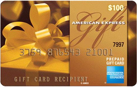 Win $100 AMEX or 1 of 3 Backpacks {US} (11/18/2016) via