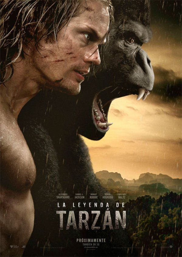 La Leyenda De Tarzán Pelicula Completa Español Latino Hd Tarzan Full Movie Tarzan Movie Tarzan