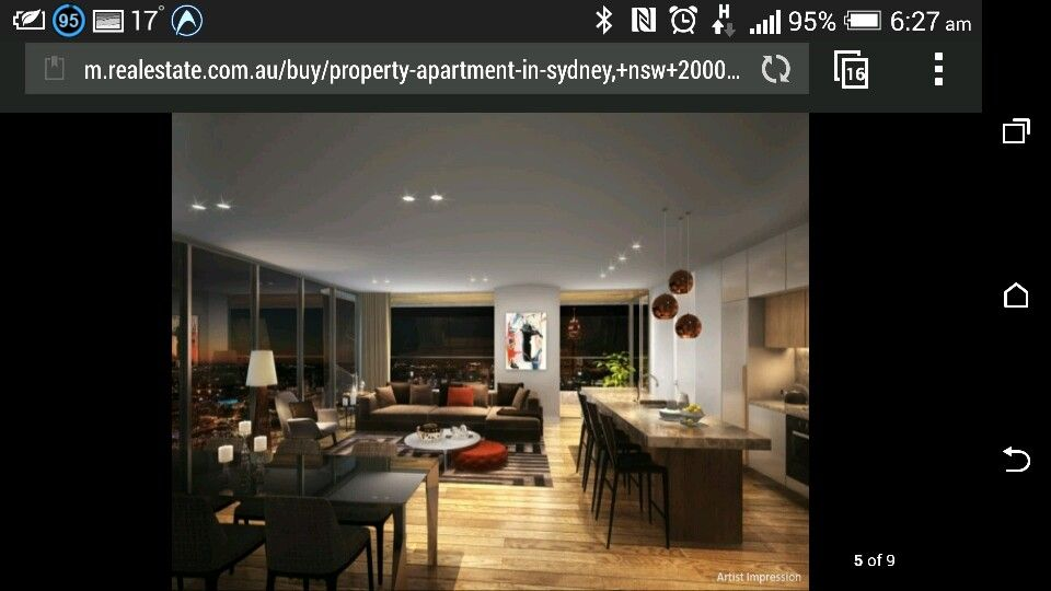 Dream interior of my potential home