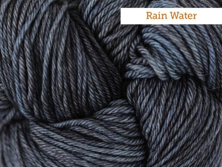 Honey Cowl Knitting Kit By Ann Maria Featuring Madelinetosh Dk Yarn