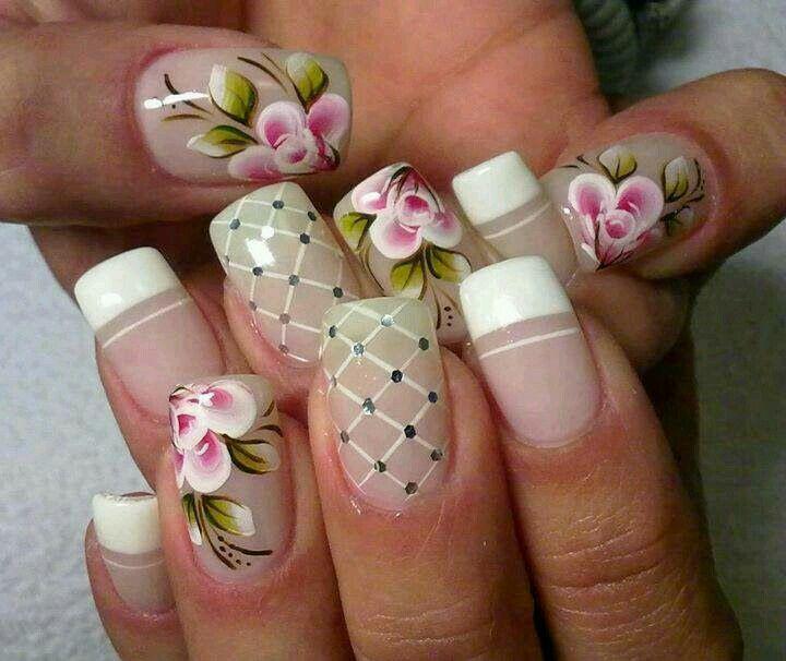 Pin de Kindley Fallas en uñas decoradas | Pinterest | Uña decoradas