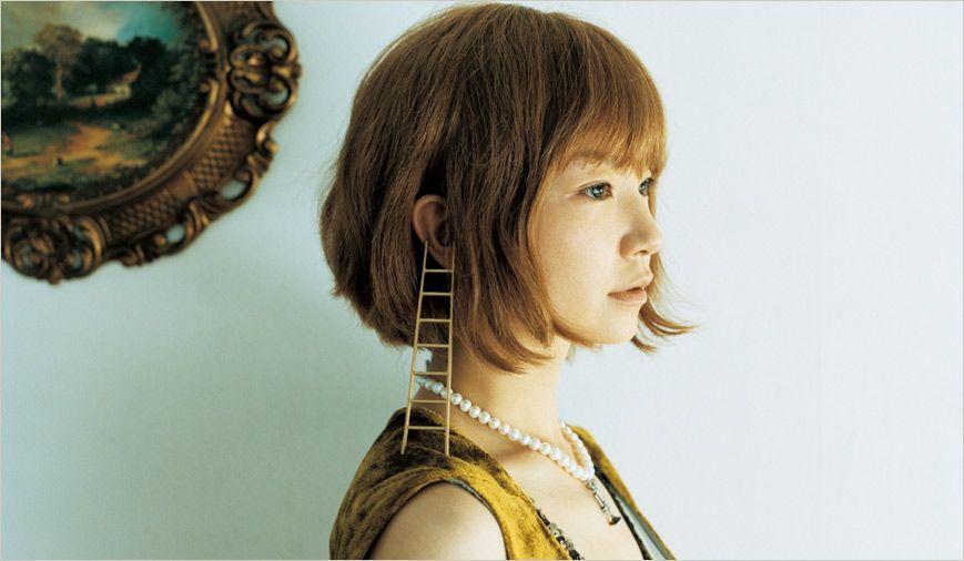 特集 Yuki エキサイトミュージック 音楽 Yuki ボブ 髪型 ヘアカタログ ボブ