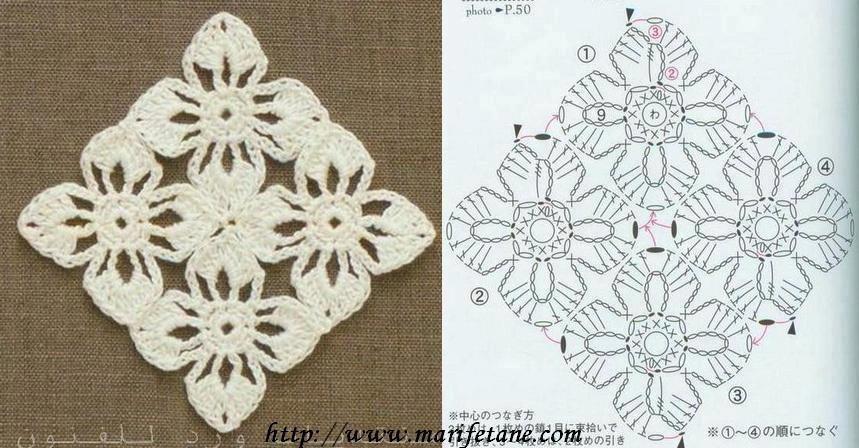 Pin de Crochet Again en Crochet Tutorials & Patterns   Pinterest ...