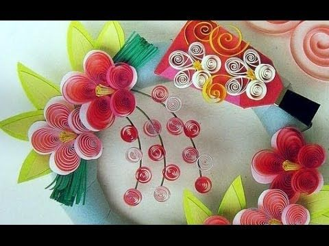 Quilling made easy how to make flower quilling paper quilling quilling made easy how to make flower quilling paper quilling mightylinksfo