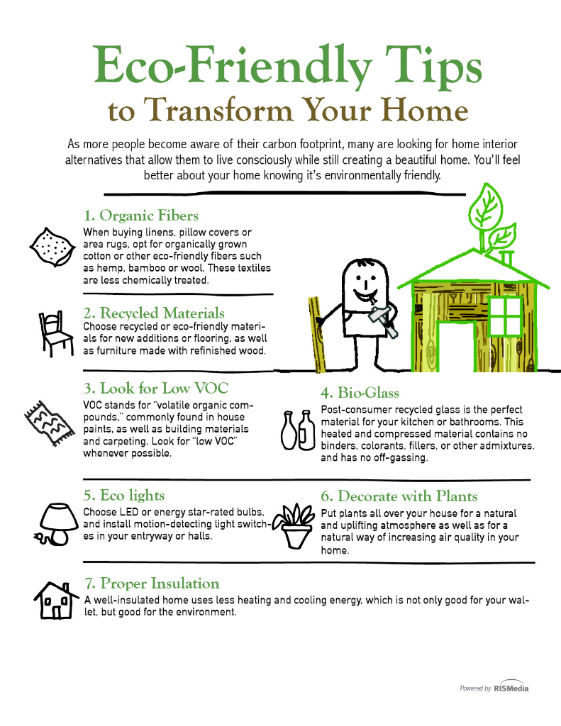 Eco-Friendly Tips to Transform Your Home | Homeowner Advice ...