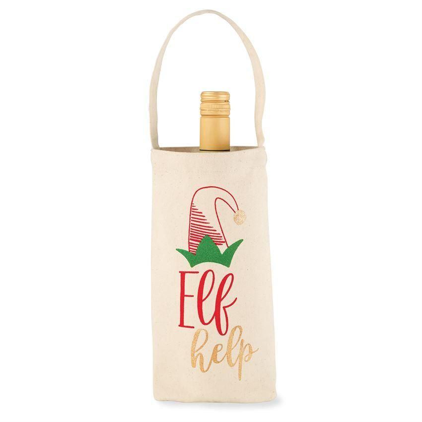 Christmas Wine Bags Wine Bag Christmas Wine Bags Canvas Wine Bag