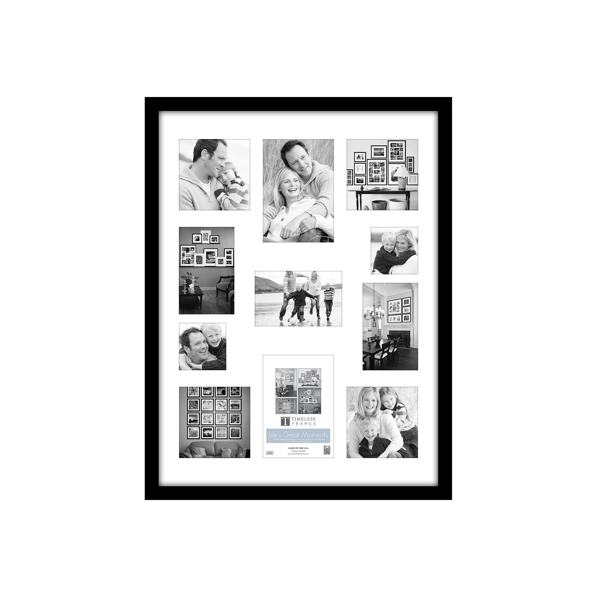 Timeless Frames 11-Opening Collage Frame | Products | Pinterest ...