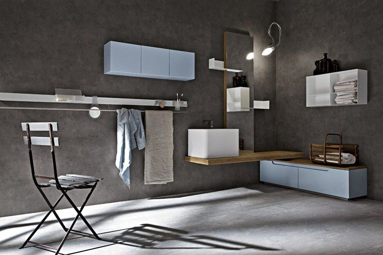 Arredo Bagno Completo Ryo 48 49 By Cerasa Design Stefano Spessotto