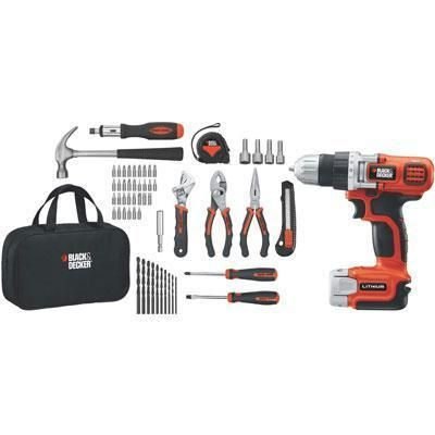 Bd 20v Max Lithium Drill With Kit