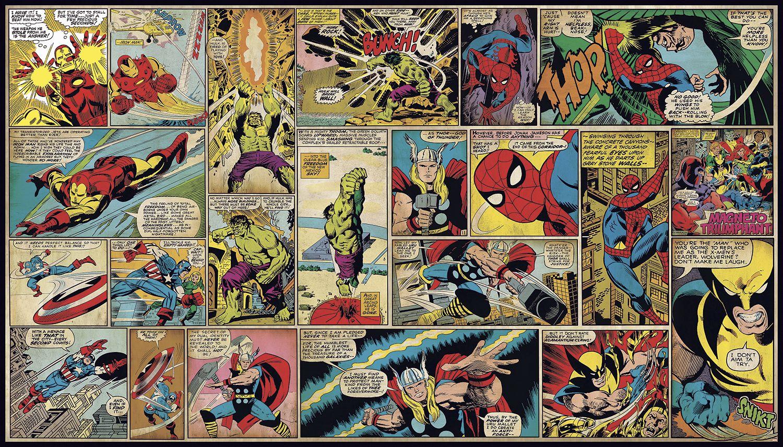 marvel comic panel google search puny humans