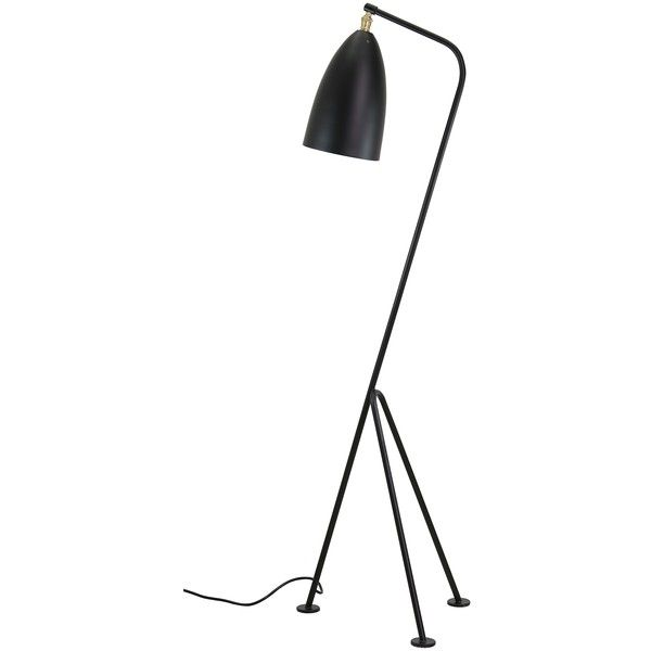 Replica Greta Grossman Grasshopper Floor Lamp Floor Lamp Lamp Grasshopper Lamp