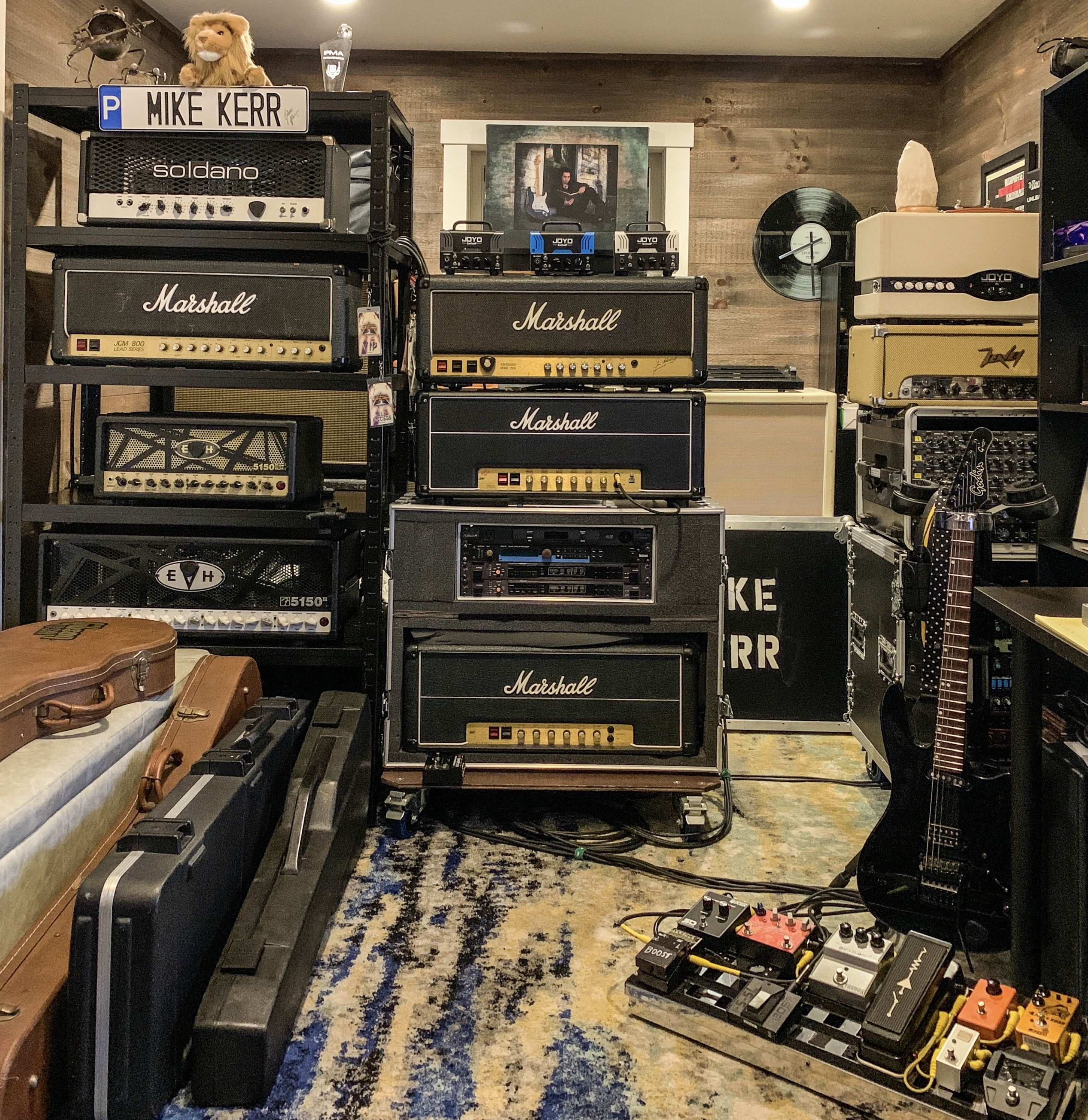 Vintage Amps Guitar Gear Mike Kerr Vintage