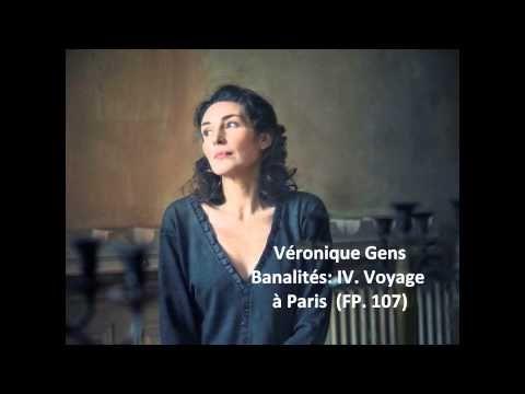 Veronique Gens The Complete Banalites Fp 107 Poulenc