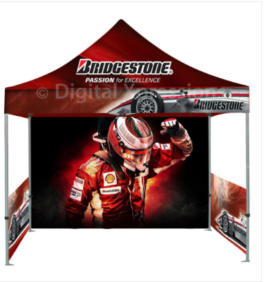 Canopy Tents Is A Great Source Of Outdoor Display These Custom Canopy Tents Prove To An Ultimate Promotional Tent Due To The Broad Vibrant Display It Has